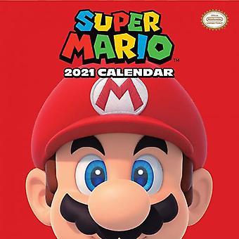 Super Mario Calendar 2021
