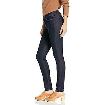 Brand - Goodthreads Women's Mid-Rise Skinny Jean, Pure Indigo 27 Regular