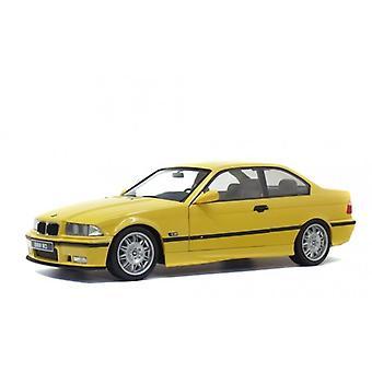 Solido 1:18 BMW E36 Coupe M3 - Yellow