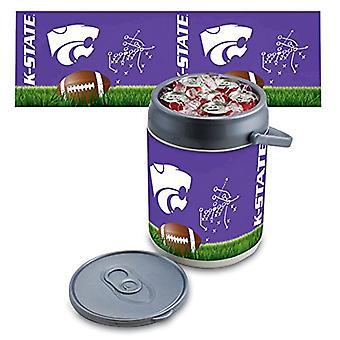 Impresión digital de Can Cooler-Football (Kansas State University Wildcats)