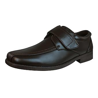Brickers 2184 Mens Slip On Shoes - Brown