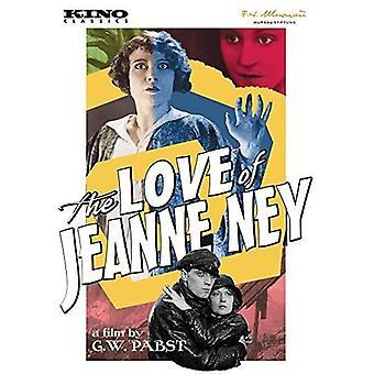 Kjærlighet til Jeanne Ney (1927) [DVD] USA import