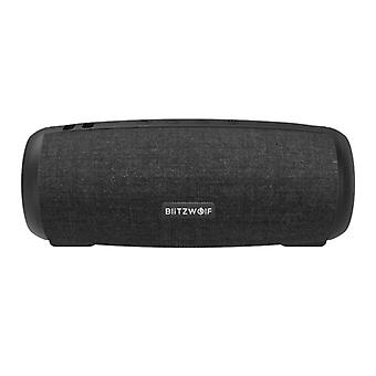 Blitzwolf BW-WA1 Wireless Speaker - Speaker Wireless Bluetooth 5.0 Soundbar Box Black