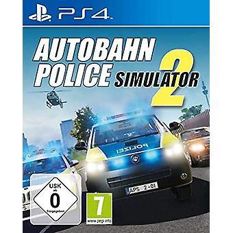 Autobahn - Polizei Simulator 2 PS4 Spiel
