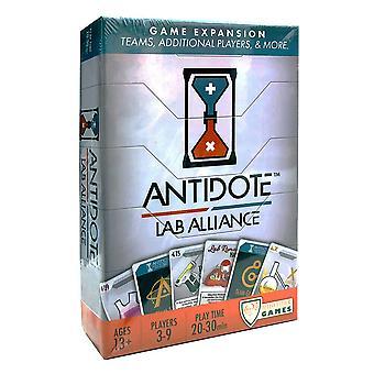 Antidote Lab Alliance Kartenspiel