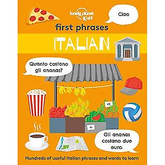 First Phrases - Italian (Lonely Planet Kids)