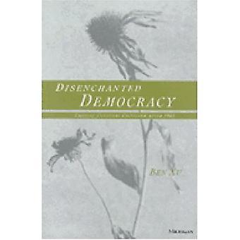 Ontgoochelde democratie
