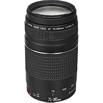 Canon ef 75-300mm f/4-5.6 iii lens bundle with accessories