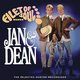 Jan & Dean - Filet of Soul Redux: Rejected Master Recordings [CD] USA import