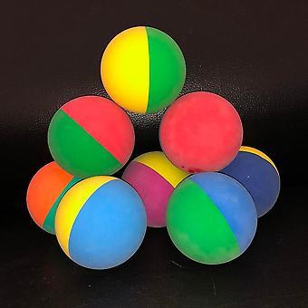 Bolas bicolores para squash