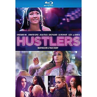 Hustlers [Blu-ray] USA import