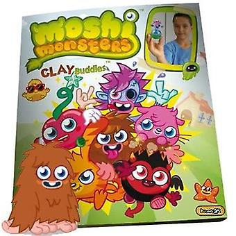 Moshi Monster Clay Buddy Deluxe Pack - FURI