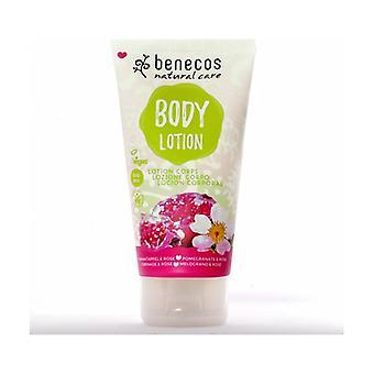 Body lotion / Pomegranate & Rose 150 ml