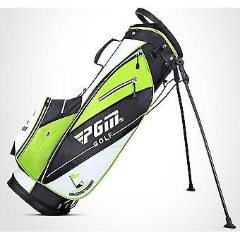 حقيبة موقف الغولف مع عجلات