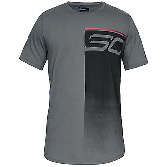 Under Armour Mens Fade Away T-Shirt Stephen Curry SC30 Tee 1326732 012