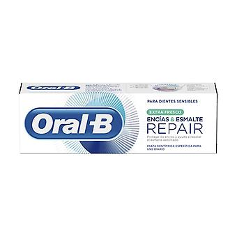 Ob Gum Gums and Enamel Repair Extra Fresh 75 ml of gel