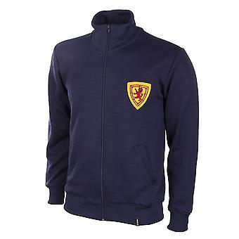 Scotland 1970's Retro Football Jacket