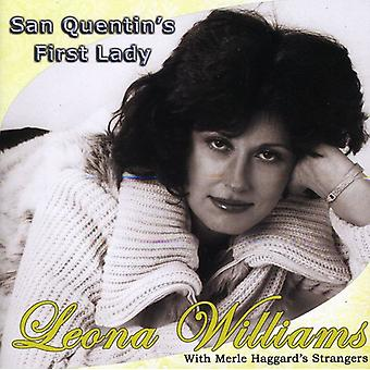 Leona Williams - San Quentin First Lady [CD] USA import