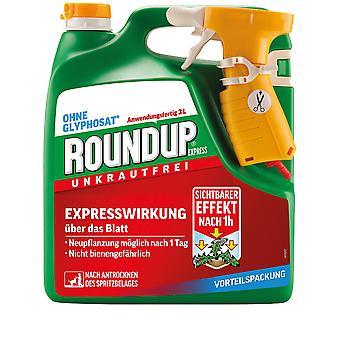 ROUNDUP® Express spraysystem, 3 liter