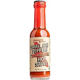 Small Axe Peppers Red Serrano Hot Sauce