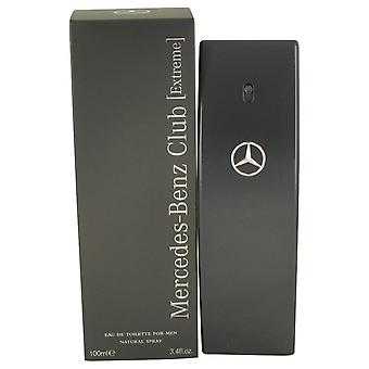 Mercedes-Benz Club Extreme Eau De Toilette Spray von Mercedes-Benz 3.4 oz Eau De Toilette Spray