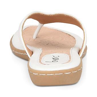 B.O.C Womens ZITA Split Toe occasionnels Slide Sandals