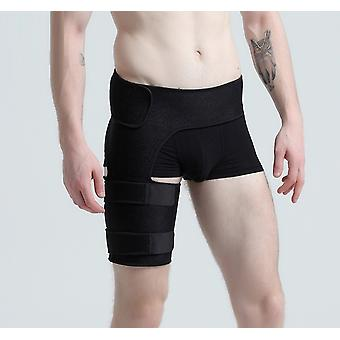 Thigh Compression Strain Support Wrap