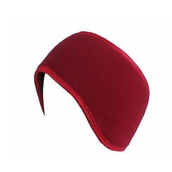 Dvojité silné zimní teplé chrániče sluchu, udržujte teplejší čelenky, chrániče sluchu Zima