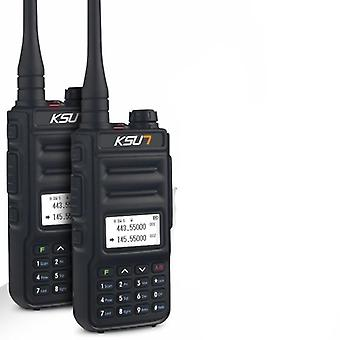 Ksun Radioie Talkie Dual Band Radio
