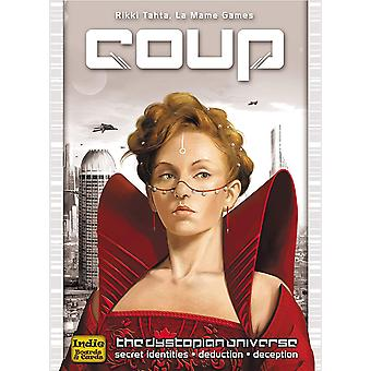 Official Coup Game Family Card Games Party Fun Lockdown Quarantine Isolation UK