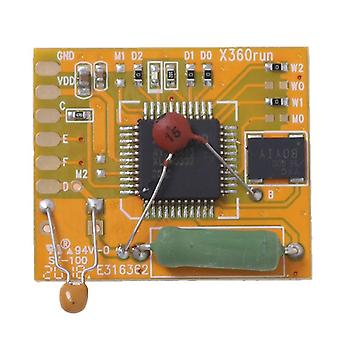 Xbox360 Pulse Ic Homemade Chip With Second Open Line  (yellow)