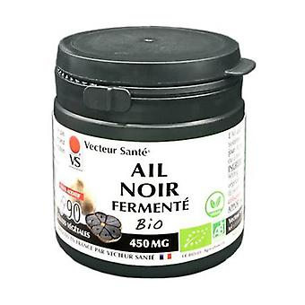 ail noir fermented bio 90 vegetable capsules of 450mg