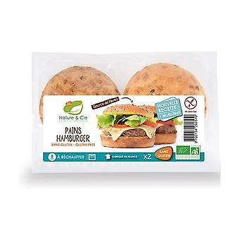 Gluten-free hamburger bread 200 g