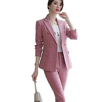 Blazer formale pant suit