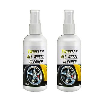 Cleaner Spray  For Car Motorcycle Universal Wheel