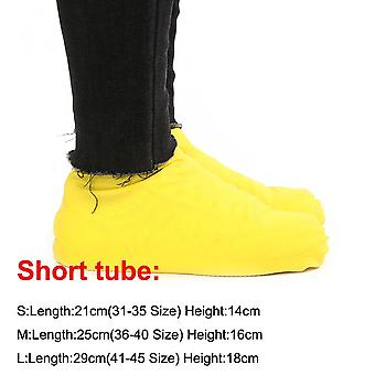 Waterproof Latex Material Unisex Shoes Protectors Rain Boot
