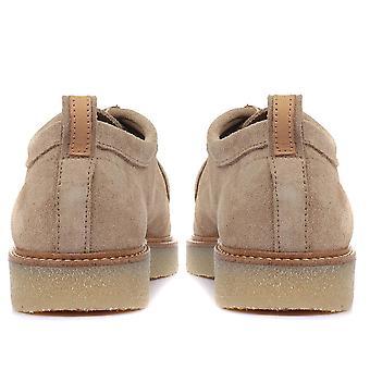 Jones Bootmaker Mens Lark Suede Desert Shoes