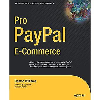 Pro PayPal e-handel av Damon Williams - 9781590597507 Bok
