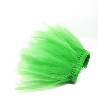 Green St. Patrick's Day Dog Tutu Skirt | Xs-xxxl