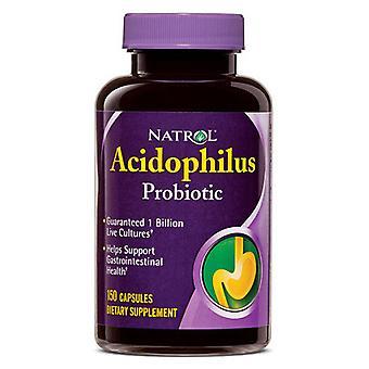Natrol Acidophilus Probiotic 150 Capsules