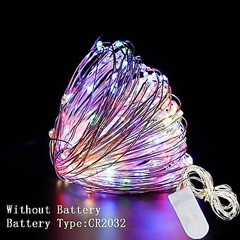 Led String Lights  Copper Wire Decorations For Home