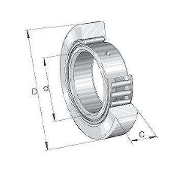 INA STO17 دعم الأسطوانة لا التوجيهي المحوري والأكمام الداخلية 17x40x15.8mm