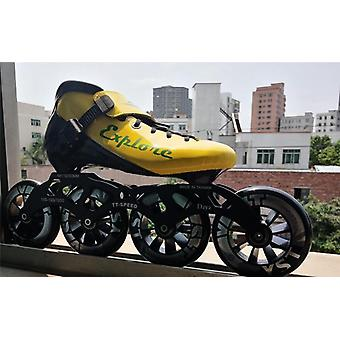 Fiber Speed Skates Shoes