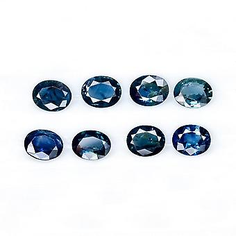 Natural Blue Sapphire Loose Gemstone For Jewelry