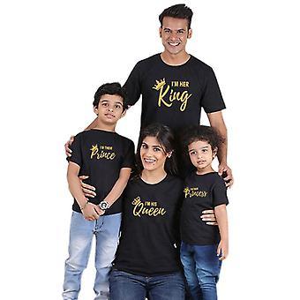 Perhevaatteet, Isä Äiti Kruunu T-paita