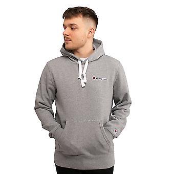 Champion Hooded Sweatshirt 215930EM525 universal all year men sweatshirts