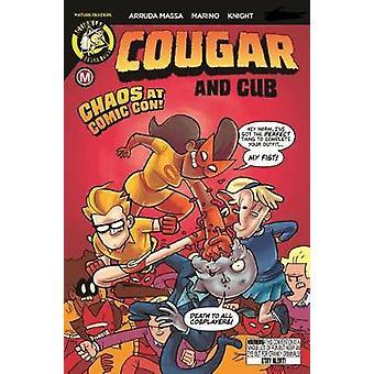 Cougar en Cub