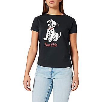 Springfield Camiseta 101 D lmatas T-Shirt, Grey, XL Woman