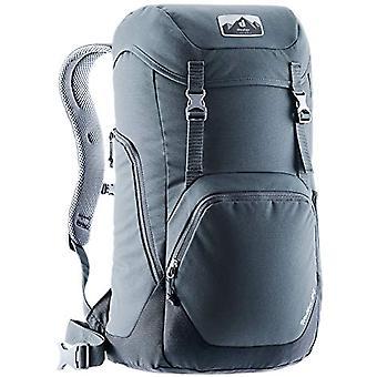Deuter Unisex Backpack for Adults Walker 24 Urban, Unisex - Adults, 3812921, Graphite/Black, L