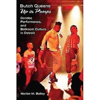 Butch Queens Up in Pumps